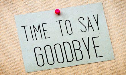 Farvel til skrammel og bøvl