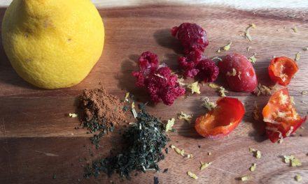 Hyben-te, en sand vitaminbombe
