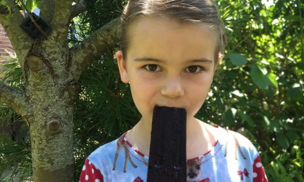 Hvor mange is må dine børn spise om dagen?