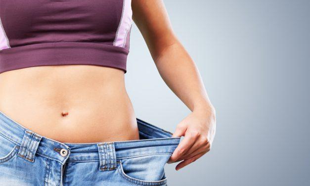 Mine tabte kilo gjorde mig (uventet) utryg