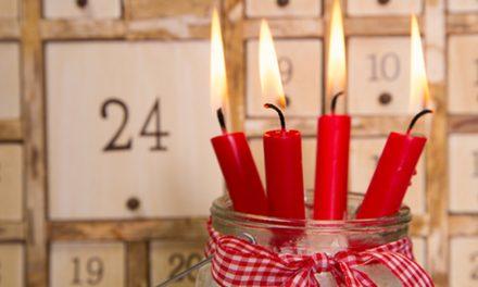 """Skal vi 2 til """"sund"""" julehygge i december? 💚"""