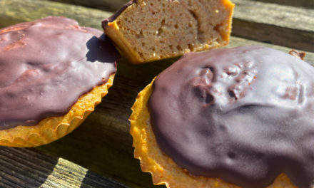 Gulerodsmuffins – lige til at putte i madpakken ??