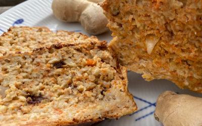 Frisk og lækker snack, som du kan spise med god samvittighed