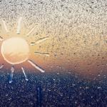 Ser du solen eller regnen?