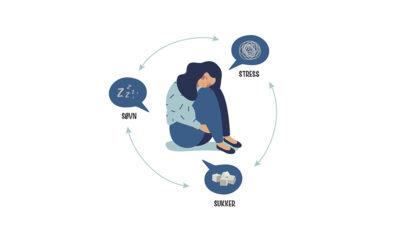 STRESS – SØVN og SUKKER går ofte arm i arm